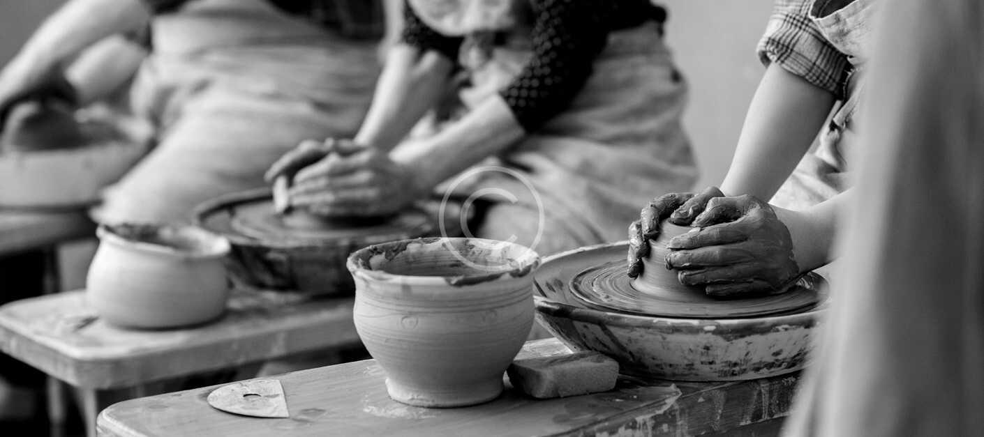 Pottery wheel classes